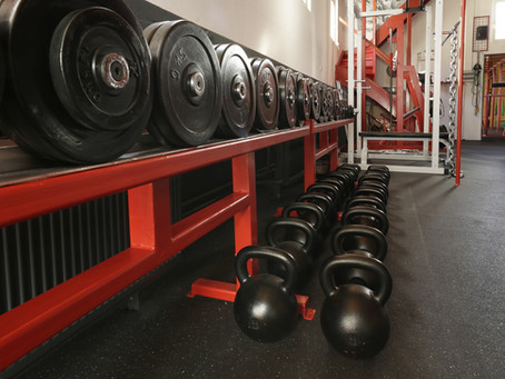 How Clean Is Your Fitness Equipment?