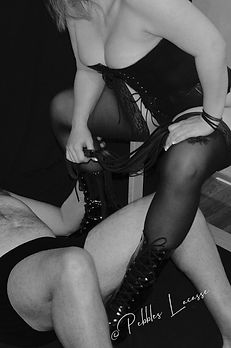 Dominatrix for Hire b&w signature.jpg