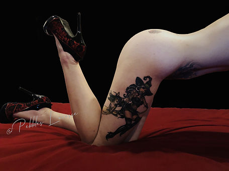 Tattoo shoes Lisa by Pebbles Lacasse.jpg