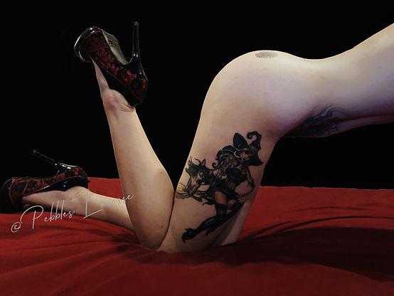 Tattoo shoes Lisa by Pebbles Lacasse.jpg
