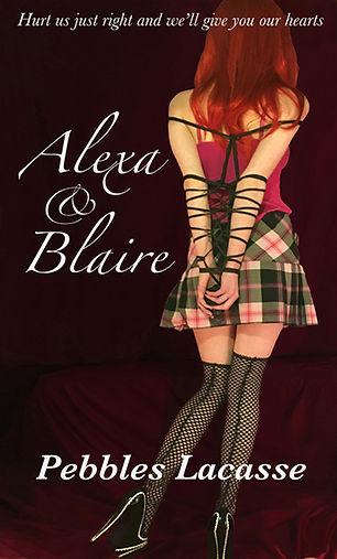 Ebook Cover Alexa & Blaire High Pixels.j