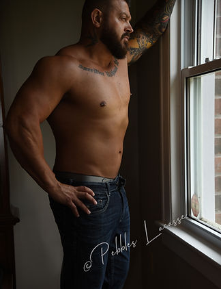 Chris at window by Pebbles Lacasse.jpg