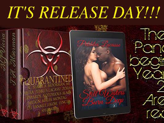 HAPPY NEW YEAR!   Quarantined Released Today & The Winner Is ...