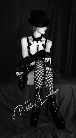 Mistress black and white by Pebbles Lacasse.JPG