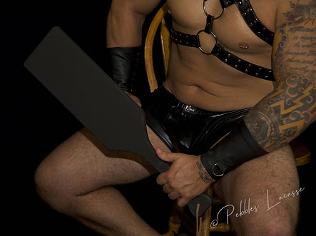 Chris with paddle by Pebbles Lacasse.jpg