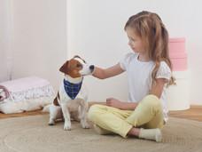 「自分が必要とされている」〜犬が子供に与える影響〜