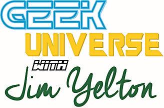 Geek Universe Title Logo