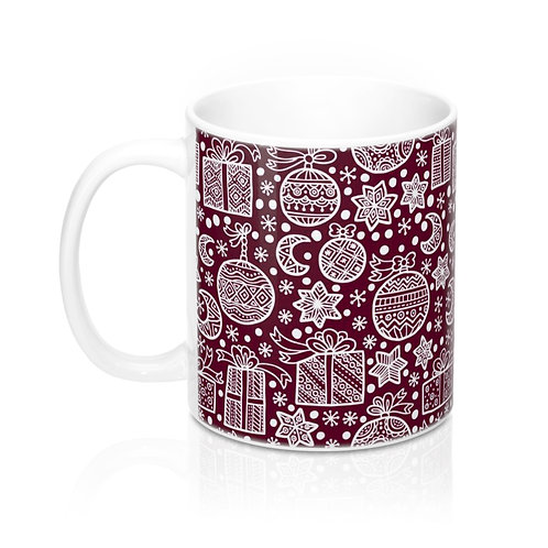 Basic Christmas Mug 1 (#58)