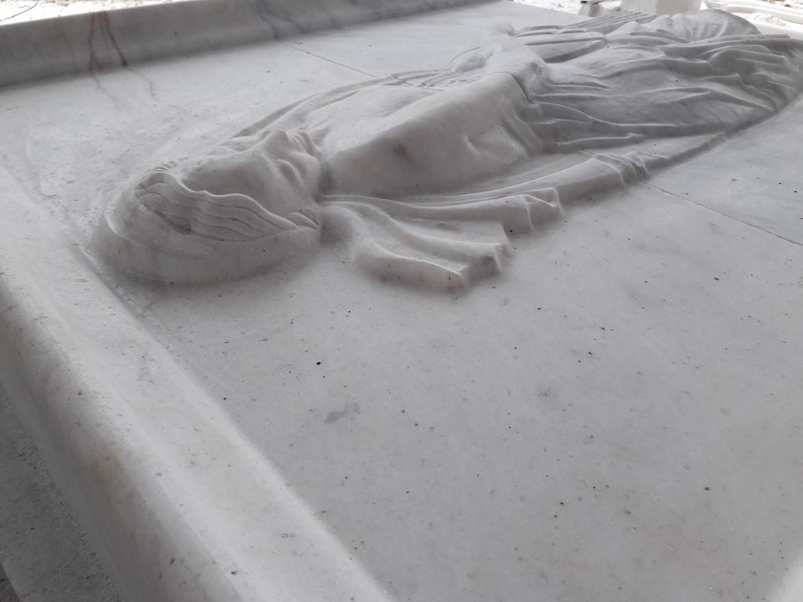 mermer heykel yapımı  mermer rölyef
