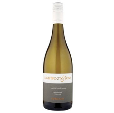 Lightfoot & Sons Chardonnay 750ml
