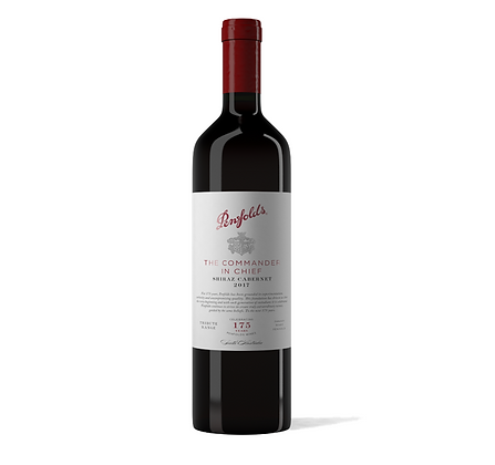 Penfolds Tribute Commander Shiaz Cabernet 750ml