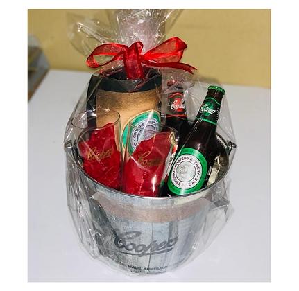 Coopers Stubby Gift Bucket