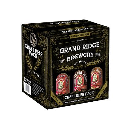 Grand Ridge Brewery Gift Pack 6