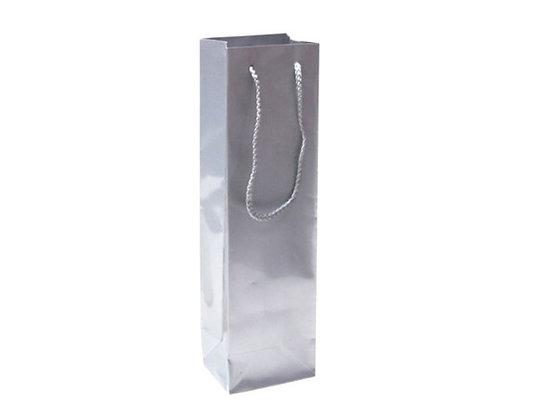 Silver Single Gift Bag