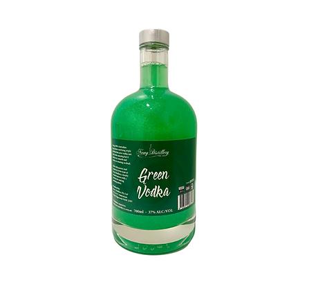 Aurora Green Vodka 700ml