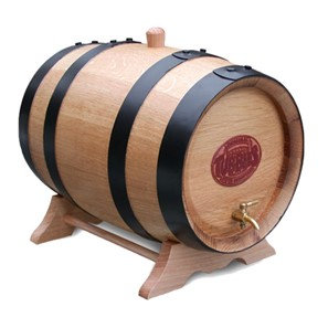 Tubbies American Oak Barrel 20L