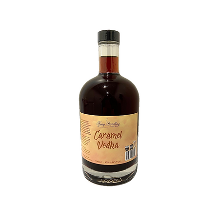 Newy Caramel Vodka 700ml