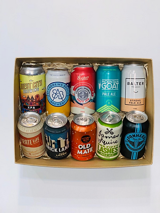 Craft Beer Can x 10 Pack