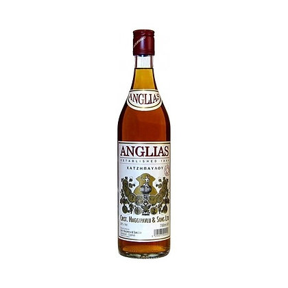 Anglias Cyprus Brandy 700ml