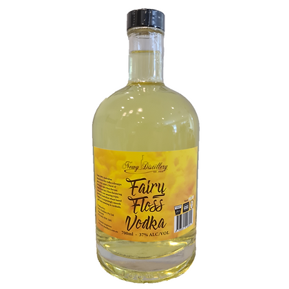 Newy Fairy Floss Vodka Pineapple 700ml