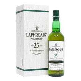 Laphroaig 25 Year Old 700ml