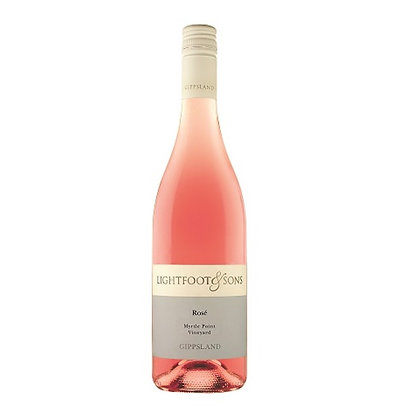 Lightfoot & Sons Myrtle Point Rose 750ml