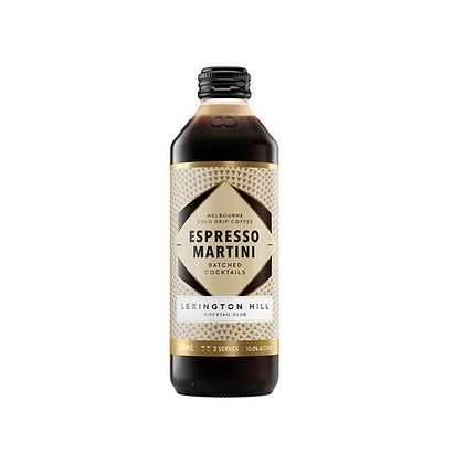 Lexington Hill Espresso Martini 300ml