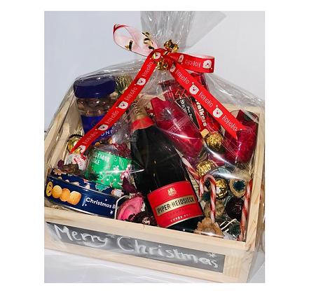 Piper Heidsieck Christmas Hamper