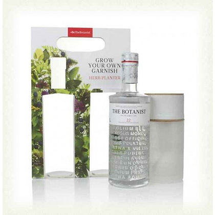 Botanist Gin Planter Gift Pack 700ml