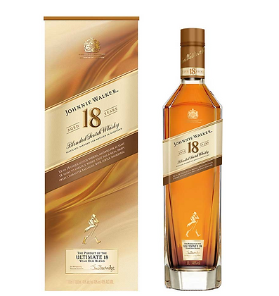 Johnnie Walker 18YO 700ml