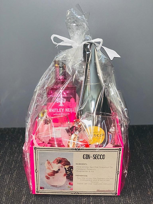 Ginsecco MONA Gift Pack