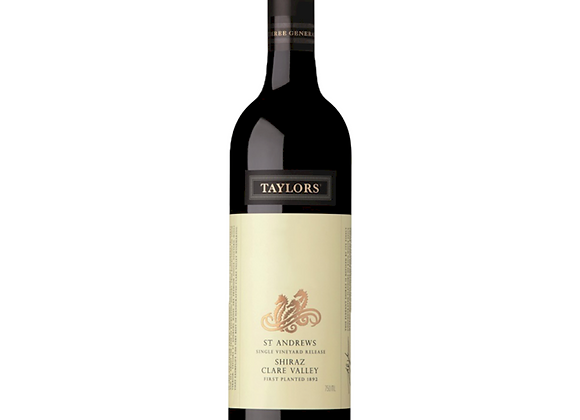 Taylors St Andrews Shiraz 2013 750ml