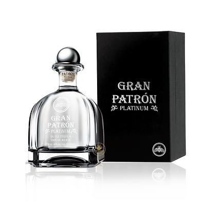 Gran Patron Platinum Tequila 750ml