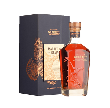 Wild Turkey Masters Keep Bottled in Bond 700ml