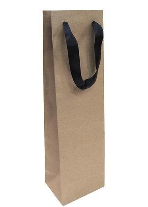 Brown Single Gift Bag