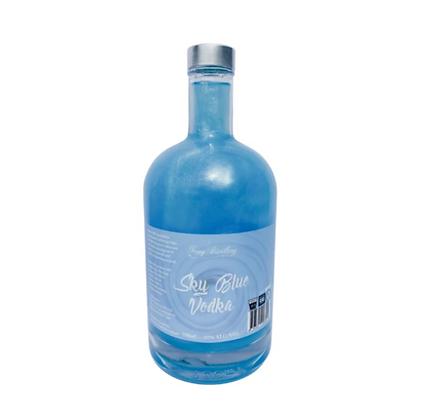 Aurora Sky Blue Vodka 700ml