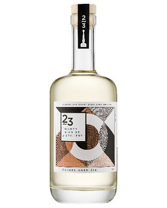 23rd Street Barrel Aged Gin 700ml