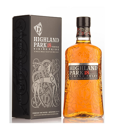 Highland Park 18 YO 700ml