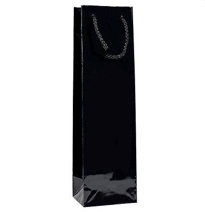 Black Single Gift Bag
