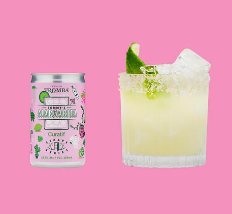 Curatif Tromba Tequila Margarita 130ml - 4 PACK