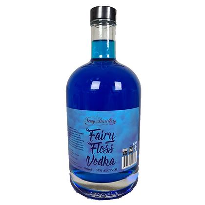 Newy Fairy Floss Vodka Blueberry 700ml