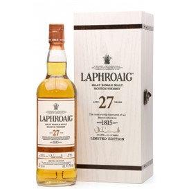 Laphroaig 27 Year Old 700ml