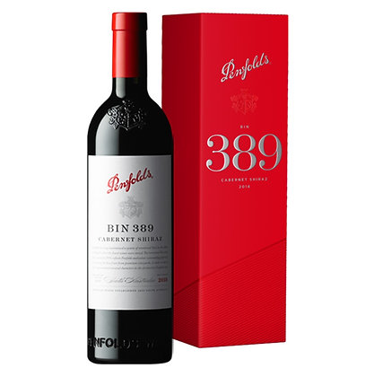 Penfolds Bin 389 Cab Shiraz 2018 750ml