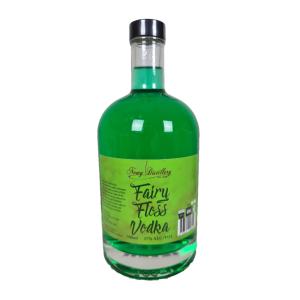 Fairy Floss Vodka Lime 700ml