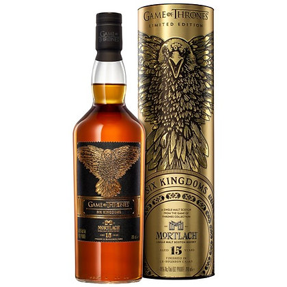 Mortlach 15YO Game of Thrones 700ml