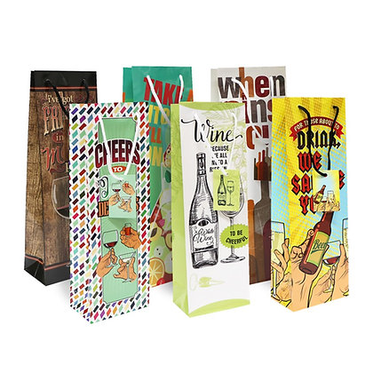 Picture Single Gift Bag
