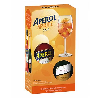 Aperol Spritz Pack 700ml