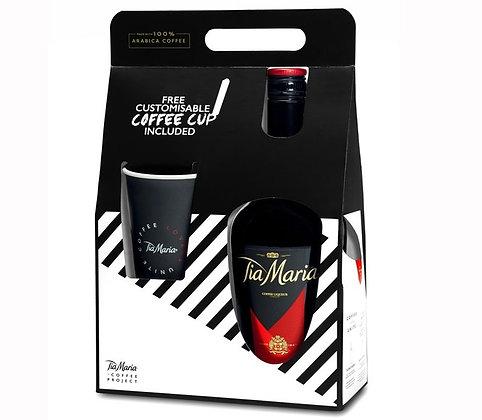 Tia Maria Liquer 700ml Gift Pack