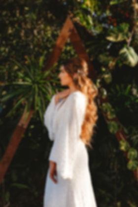 modern tropical elopement