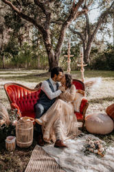 ethereal elopement
